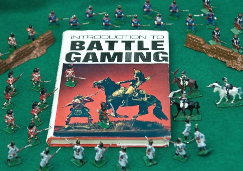 Battle gaming 1 2994