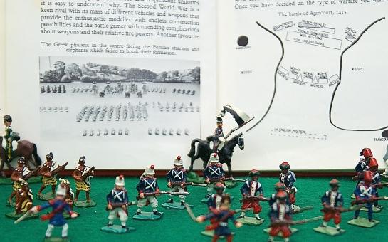 Battle maori 3033