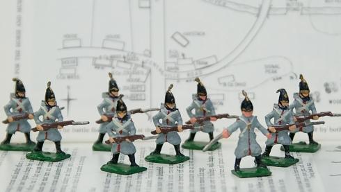 Prussians macro 2996
