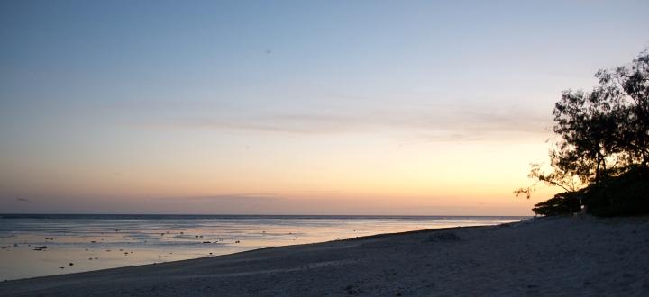 Beach 3 low tide